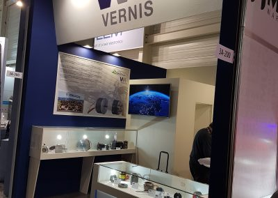 VERNIS MOTORS PARTICPATES AT SPS DRIVE IN NUREMBERG