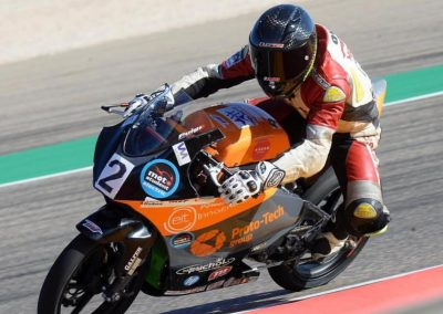 VERNIS MOTORS support the Motospirit Team of The University of Terrassa