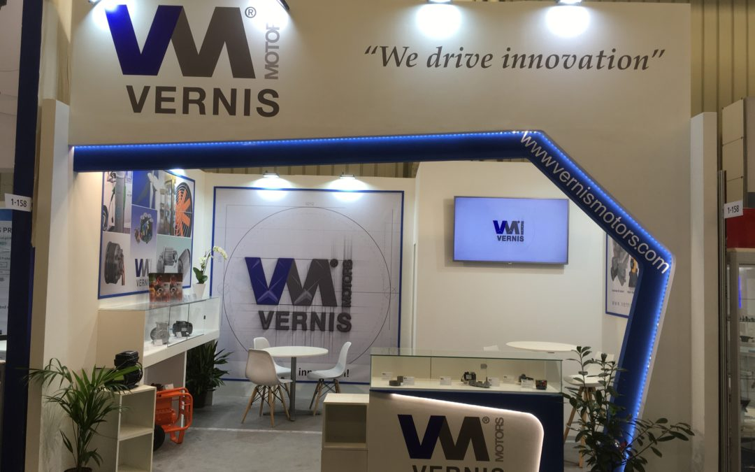 VERNIS MOTORS Participates at SPS 2019