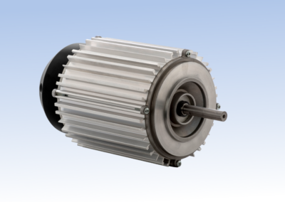 LOW PRESSURE FAN MOTORS